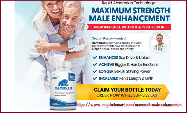 Mammoth-Male-Pill