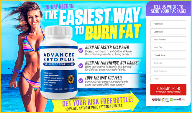 Advanced Keto Plus Supplement