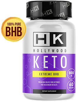 Hollywood Keto Supplement