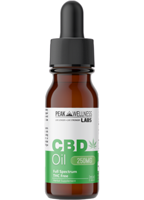 Peak Wellness CBD Oil Review