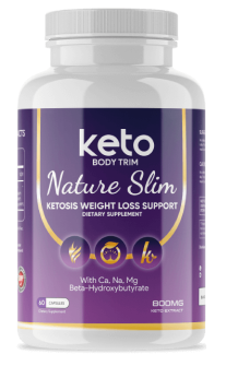 Keto Body Trim Pills