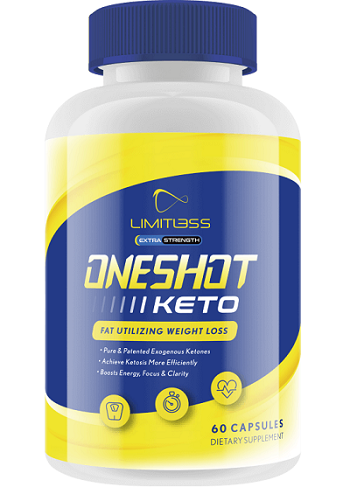 One Shot Keto Pills