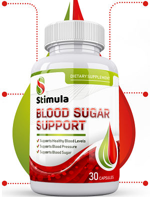 Stimula Blood Sugar Support Pills